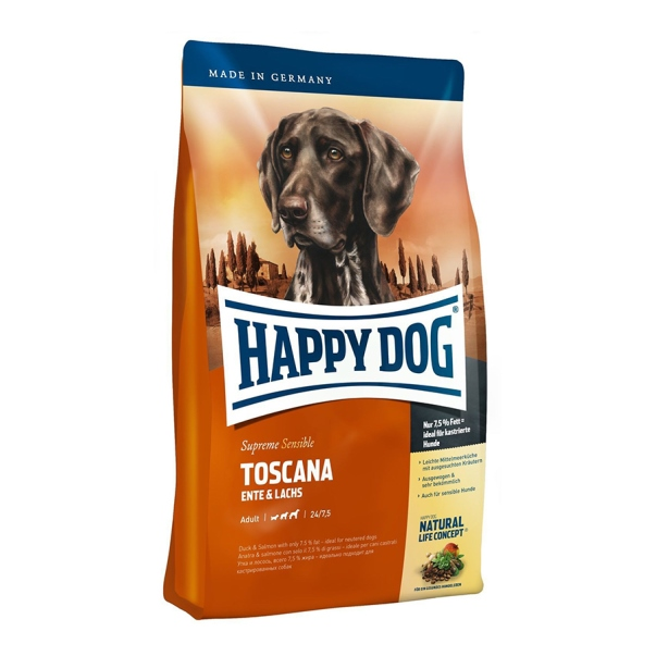 7401afbfdbf2 Σκύλος  Happy Dog Supreme Sensible Adult Toscana 1kg